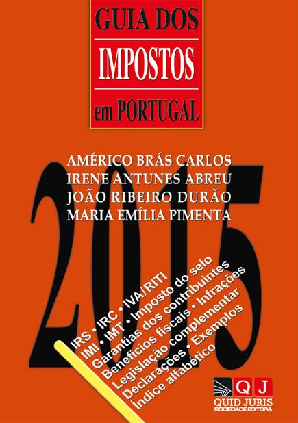 Guia dos Impostos em Portugal 2015