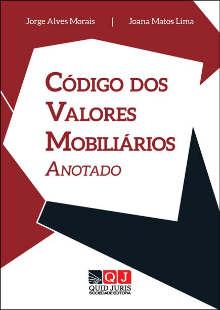 Código dos Valores Mobiliários Anotado